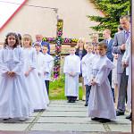 Pierwsza Komunia Św. w Kwielicach