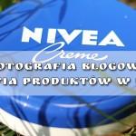Fotografia Blogowa – fotografia produktów w plenerze