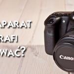 Mój aparat potrafi gotować?